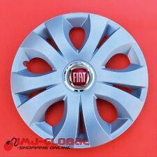 """4 Copricerchi Borchie da 15/"""" per Fiat 500 dinorb"""