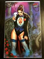 Zenescope Belle Oath of Thorns #2 Special Collectible Exclusive LTD 250 NM+