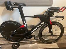 New listing Argon 18 e119+ Triathlon, Large, TT, Disc, Time Trial SRAM e-tap