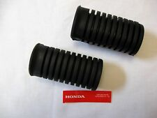 HONDA Z50 1972-1973 Foot Peg Rubber Repair Kit  OEM HONDA PARTS