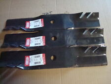 "replaces 44"" Cub Cadet G-5 GATOR Mulching BLADES  Z-Force 44 759-3939 GT 2544"