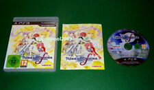 Tales of Graces F mit Anleitung und OVP fuer Playstation 3 PS3