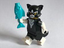 NEW original LEGO MINIFIGURE CAT COSTUME GIRL 40 YEARS ANNIVERSARY SERIES 18