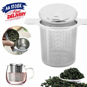 Teeei Teesieb Teesieb Teefilter Edelstahl Teenetz Rostfrei für Tassen und Kannen