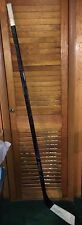 2011-12 Brian Rolston Game Used Easton Hockey Stick Boston Bruins