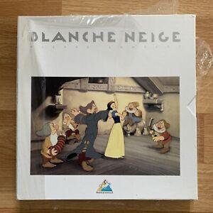 Walt Disney's Snow White Blanche Neige PIERRE LAMBERT Demons & Merveilles Art
