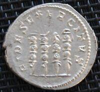 PHILIPPE 1ER L'ARABE 249 ANTONINIEN FIDES EXERCITUS