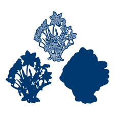 Tattered LACE Unity WILDFLOWER BOUQUET cutting dies 701319 Free Charisma