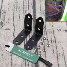 Black Edition for Audi A4 B6 B7 8E Glove Box Repair Kit fit 2001-2008 2006 2007