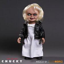 """Tiffany The Bride of Chucky Talking 15"""" Mega Scale Doll Mezco Horror"""