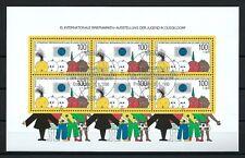 B.1 - BRD Bund Jahrgang 1990 Mi. 1472 Block 21 ESSt BONN gestempelt LUXUS!