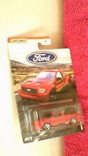 Matchbox - Ford Series - Ford F-150 Lightning - Red & Black