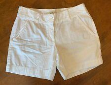 Ann Taylor Loft White Shorts Size 2