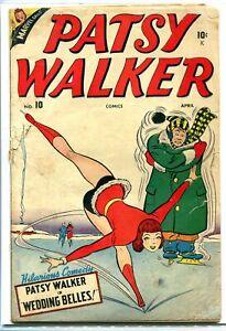 PATSY WALKER # 10