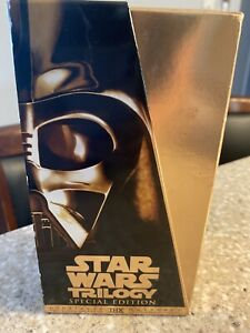 Star Wars Trilogy (VHS, 1997, Special Edition - Limited Edition Release)