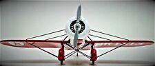 Modelo Avión Avión Luchador US fundido Ww2 Militar Armadura 1 48 Carousel ROJO