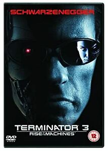 Terminator 3: Rise of the Machines (Two Disc Set) [DVD] [2003], , Used; Acceptab