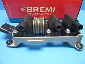 Ignition Coil Pack BREMI Replace VW OEM # 078905104 Audi A4 A6 Passat 2.8l