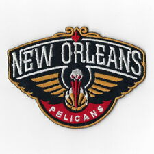 NBA New Orleans Pelicans Iron on Patches Embroidered Patch Badge Applique Emblem