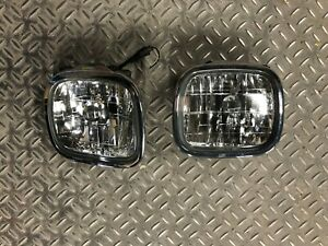 Subaru Forester SF5 Front Fog Lamp Light L/R OEM