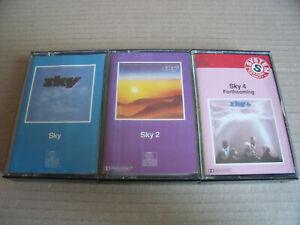 3 x Sky - Sky 1 + Sky 2 + Sky 4 Forthcoming
