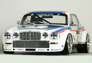 1:18 Custom JAGUAR Broadspeed XJC Big Cat COUPE MODIFIED TUNING Leyland XJ5 XJ12