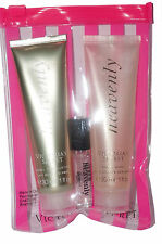 Victoria's Secret Dream Angels HEAVENLY Parfum Mini Gift Set Lotion Wash EDP