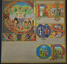 KING CRIMSON - LIZARD ATLANTIC SD 8278 US VINYL 1971 PRESSING