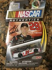 Kevin Harvick 2012 Spin Master NASCAR Authentics 1/64 Autograph 1 Of 50