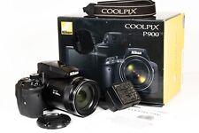 Nikon Coolpix P900 - 83x Optical Zoom Bridge Camera