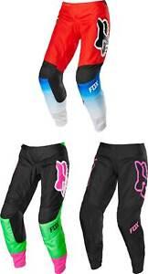 Fox Racing Women's 180 Pants - MX Motocross Dirt Bike Off-Road ATV MTB Gear