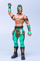 2016 Mattel WWE Basic Series 68 KALISTO Wrestling Figure | Nice | Free S&H !