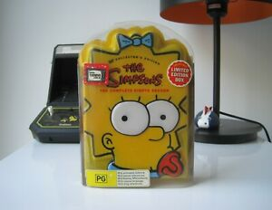 THE SIMPSONS: SEASON 8 - COLLECTOR'S EDITION - DVD