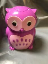 BLOTT OWL ELECTRIC SHARPENER PENCIL SHARPEN BATTERY OPERATED DESK NEW BOXED