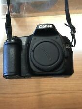 Canon EOS 30D 8.2MP Digital SLR Camera - Black (Body Only)