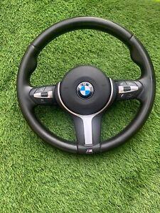 BMW 5 6 SERIES F01 F06 F07 F10 F11 F12 F13 LCI M SPORT STEERING WHEEL AIR Srs