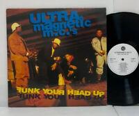 Ultramagnetic MC's – Funk Your Head Up LP 1992 Eu Orig FFRR Hip Hop
