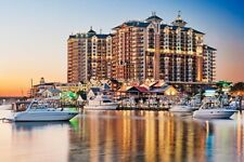 SPRINGBREAK Wyndham Emerald Grande, DESTIN FL. 1 BD DELUXE 3/16-3/21 5 NIGHT !!!