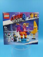 neuf lego the lego movie 2 70824 queen watevra wa'nabi
