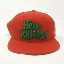 DS Farmers Market Hawaii PainKillers Lilo Stich FMHI  snapback Hat Leelow aloha