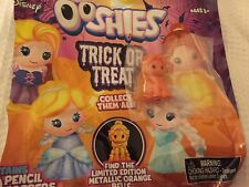 OOSHIES Disney Metallic Orange belle Limited Edition  Halloween Pencil Toppers