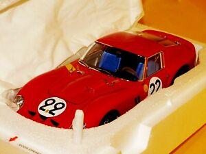 FERRARI  250 GTO N 22  24h LE MANS 1962 KYOSHO 08432B 1:18