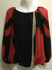 Vince Camuto Long Sleeve  top Size PS