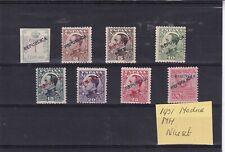 0003  Spain ( Civil war) 1931  MH Madrid nice set of stamps