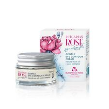 Gentle Eye Contour Cream With Natural Bulgarian Rose Oil and Caviar Complex 15ml