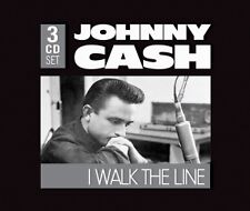 JOHNNY CASH I Walk The Line 3-CD Box Set 45-Songs ring of fire miss someone +NEW