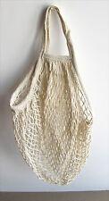Net Bag Macrame Eco friendly  Reusable Net bag  Fishnet Macrame bag REUSABLE BAG