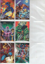 Marvel Universe:94 Flair- 1994-Lot 28-6 Cards