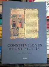 Costitutiones Regni Siciliae