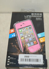 Lifeproof fre Waterproof Case for iPhone 4S & iPhone 4 New Authentic